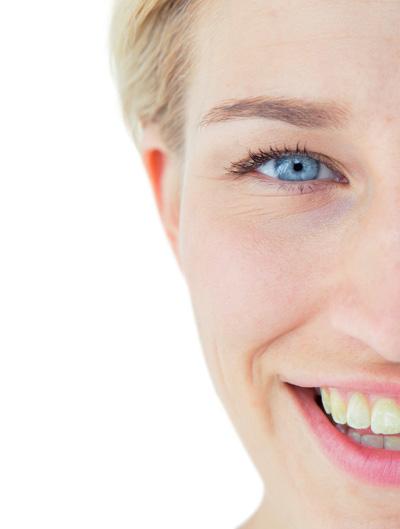 lekeli dişler sararmış dişler