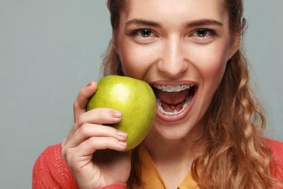 ayrık dişler için diş teli